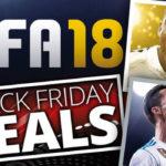 FIFA 18 Black Friday 2017 UK deals: Argos, Amazon, GAME, PSN, Xbox One and PS4 prices